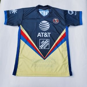 Club america jersey fútbol liga mx